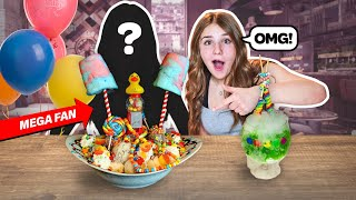 SURPRISING A MEGA FAN FOR HER 10th BIRTHDAY **CUTE REACTION** 🥳 🎂| Piper Rockelle