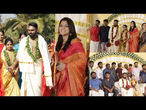 തണ്ണീർമത്തൻ ദിനങ്ങളിലെ അശ്വതി ടീച്ചർക്ക് ശരിക്കും കല്യാണം | sreeranjini marriage