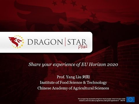 Interview with Prof. Yang Liu, Chinese Academy of Argricultural Sciences (in Chinese)