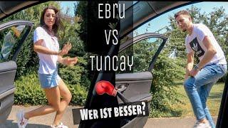 IN MY FEELINGS CHALLENGE ! 😂  + Wohnungsvlog XXL Vlog! 😍 - Ebru & Tuncay
