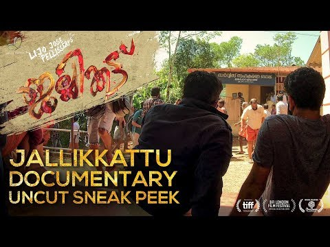 Jallikkattu Documentary Uncut Sneak Peek   Lijo Jose Pellissery    Chemban Vinod   Antony Varghese