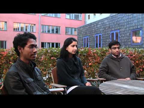Master studies |  Uppsala University, Sweden
