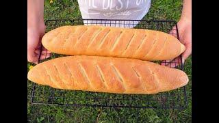 Не покупаю хлеб в магазине пеку сама Венский хлеб получится у всех