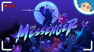 The Messenger LIVE!   Nijna kontra diabeły, prawdziwy Ninja stream!