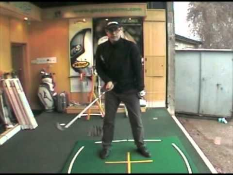 Golf Tip | Backswing  Turn Downswing