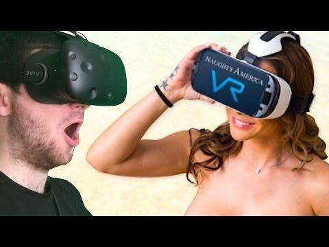 J'AI ESSAYÉ LE PORNO EN RÉALITÉ VIRTUELLE... - Vlog E3