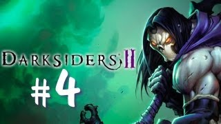 Darksiders 2 прохождение с Карном. Часть 4