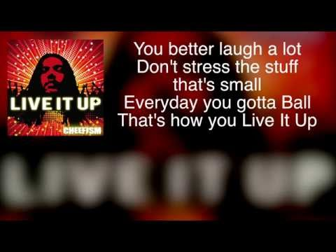 Live It Up  (karaoke version)