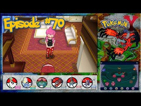 Pokemon Y - Looker Agency, A Fiery Woman, The Truth Revealed - Episode 70