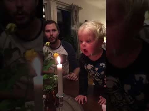 Jay Steele - Little Man Needs Some Candle Blowing Practice