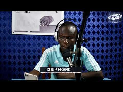 SPORTFM TV - COUP FRANC DU 14 MARS 2019 PRESENTE PAR GREGOIRE ATTIGNO