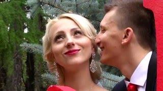 Свадьба 29 августа 2015г. Данил и Ангелина.