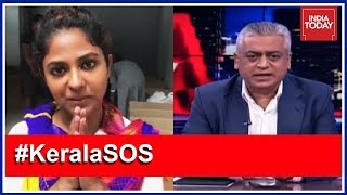 Kerala Floods | We Need Everything At This Point Of Time : Poornima Indrajith To Rajdeep Sardesai
