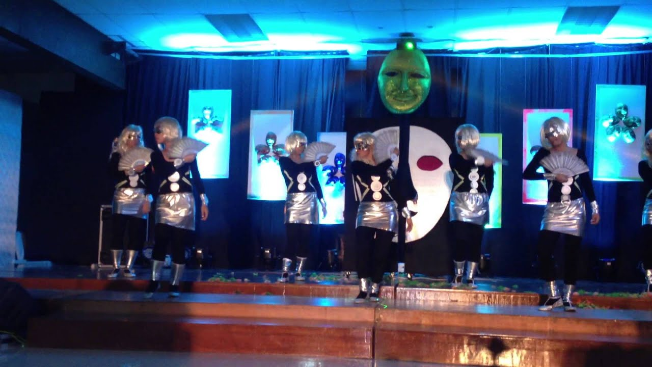 Exceptional Christmas Party Presentation Ideas Part - 3: Masquerade Christmas Party Presentation 2012.MOV - YouTube