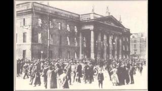 Area Bombardment - Baile Átha Cliath 1916