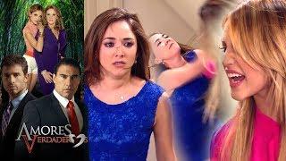 Amores Verdaderos: ¡Liliana descubre que es una Balvanera! | Escena - C86