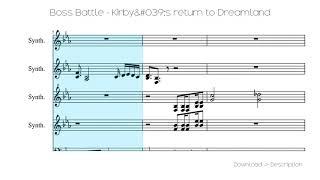 🎶 Boss Battle - Kirby