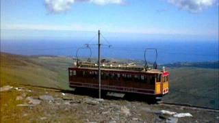 isle of man transport snaefell mountain railway