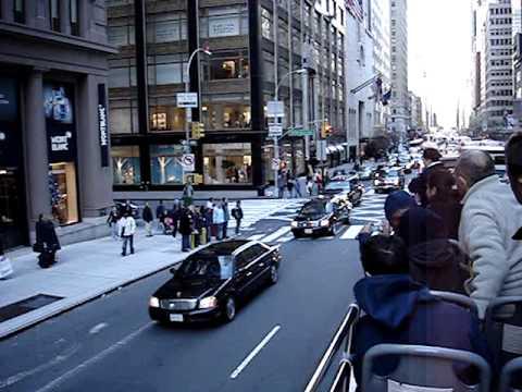 New York Police, FBI, CIA or whatever ;)
