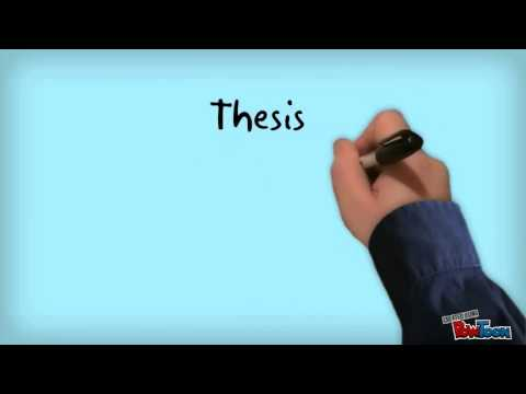 classification and division essay  youtube