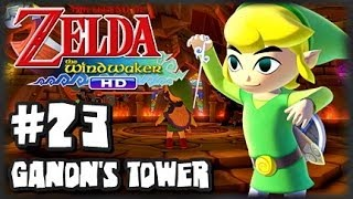 The Legend of Zelda Wind Waker HD Wii U - (1080p) Part 23 - Ganon