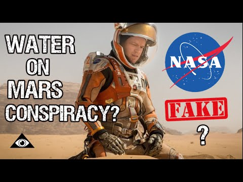 conspiracy about mars nasa - photo #34