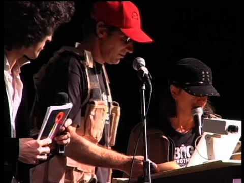 4. Prix Orwell État & Élus / Big Brother Awards 2009