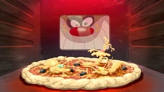 Oggy and the Cockroaches - Fancy a pizza? (S3E28) Full Episode HD(, 2016-09-02T08:44:45.000Z)