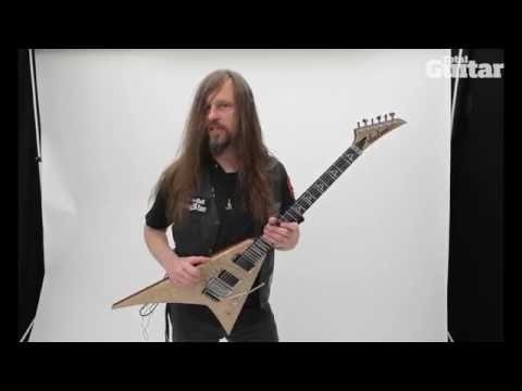 Me And My Guitar interview with Oli Herbert from All That Remains / Jackson Rhoads V