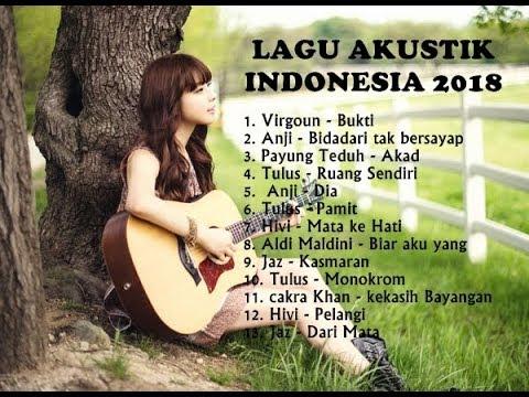 LAGU AKUSTIK INDONESIA 2018