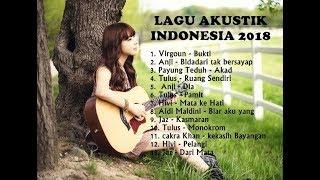Gambar cover LAGU AKUSTIK INDONESIA 2018