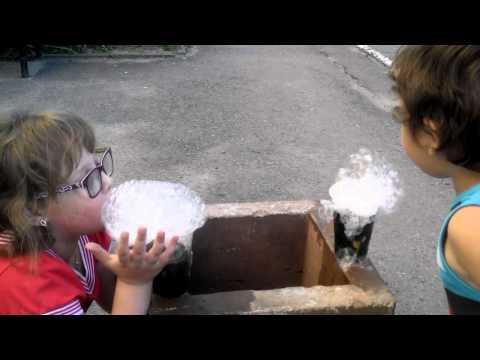 Заказать шоу мыльных пузырей для детей и взрослых в Нижнем