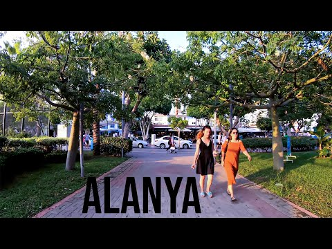 Alanya Walking Tour