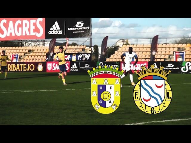 U. Almeirim vs. FC Alverca