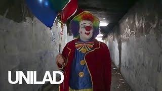 Killer Clowns Are Ruining Lives | UNILAD - Sketches