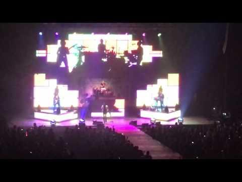 """Newsboys """"Got Faith"""" tour"""
