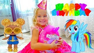 Happy Birthday Song ! Nursery Rhymes & Kids Songs