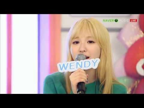 150318 Red Velvet Ice Cream TV Red Velvet - 사탕(Candy)