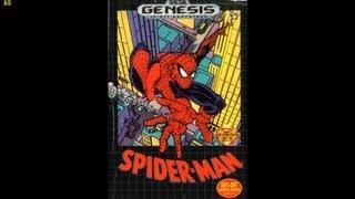 Spider-Man VS The Kingpin Прохождение (Sega Rus)