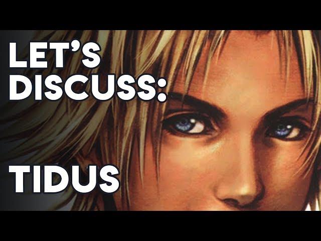 Final Fantasy X Character Analysis Tidus