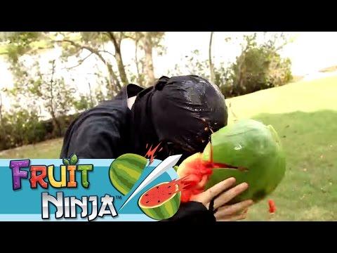 El famoso Fruit Ninja gratis por tiempo limitado