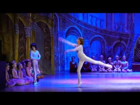 "Детский балет ""Щелкунчик"". Вариация принца"
