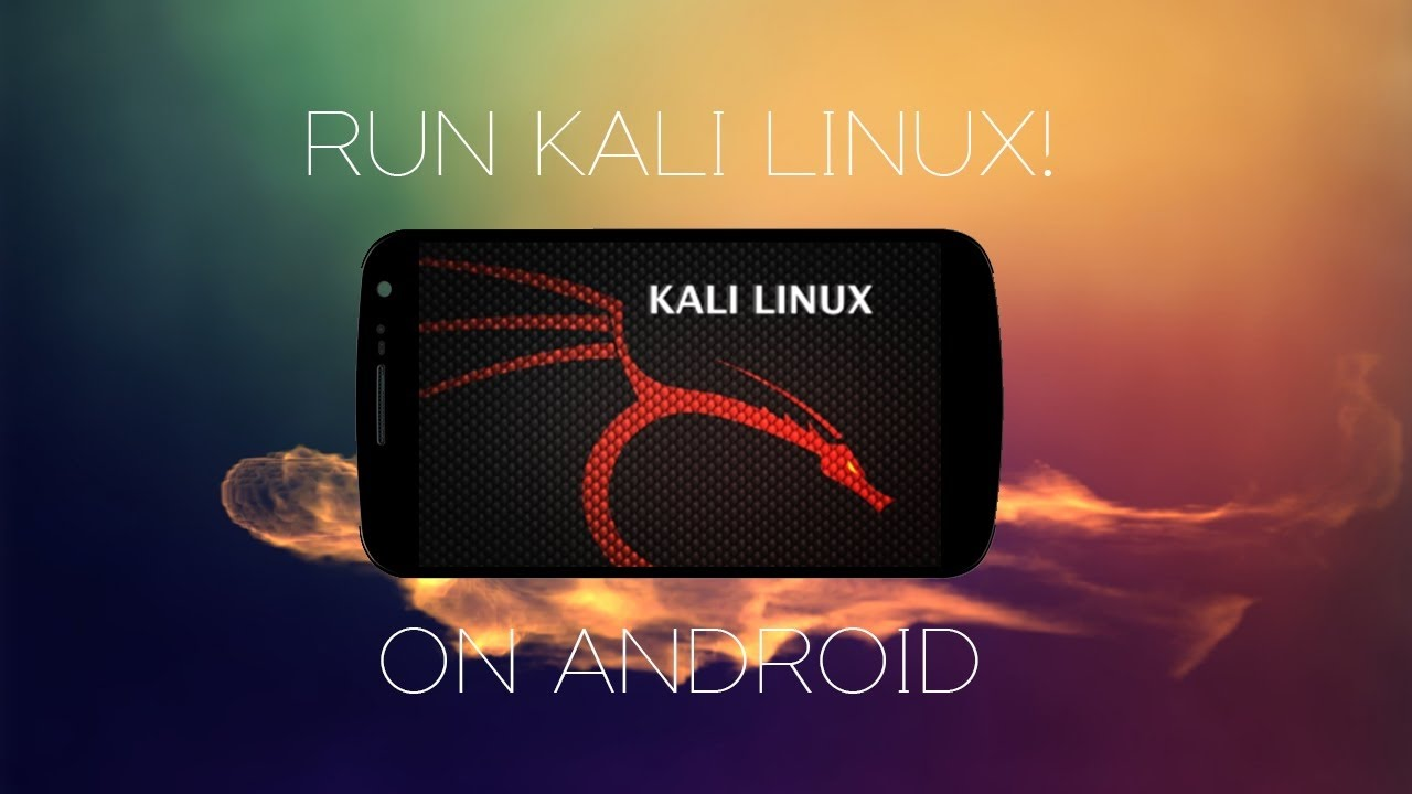 Full Installation Kali Linux in Any MediaTek Processor