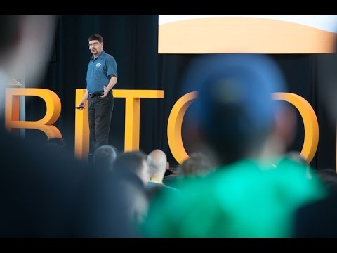 #Bitcoin2014 - Annual State of Bitcoin by Gavin Andresen, Chief Scientist of Bitcoin Foundation