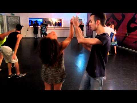Itay Elazar & Adi Ben David 16.09.2011