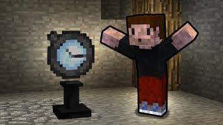 ZEGAREK, KTÓRY PRZYŚPIESZA WSZYSTKO! - Minecraft Caveblock 2.0