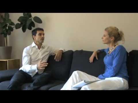 NLP coaching and training interview with Jevon Dängeli