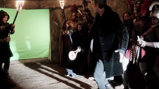 Grappling With Green Screen - Doctor Who: Series 10