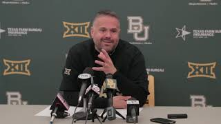 Coach Rhule Post-Game Press Conference vs. Iowa State 11/10/2018