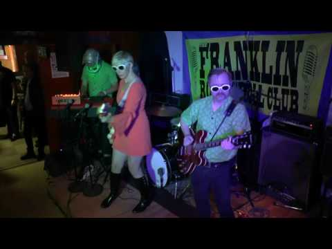 The Sine Waves@The Franklin Fest 2016